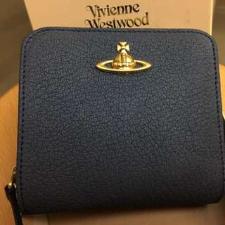 Vivienne Westwood Wallet W/coin Pouch