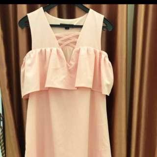 Peacg Sabrina Dress