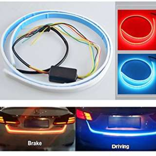 Car Tail LED Strip With Signal Function