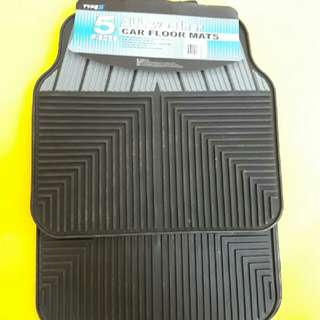 5 Piece Car Floor Mat