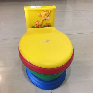 Toddler Light Weight Toilet Potty For Training