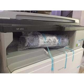 Ricoh Afficio MP2014 BRAND_NEW Copier Machine