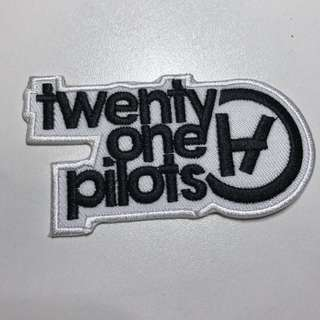 21 Pilots Patch