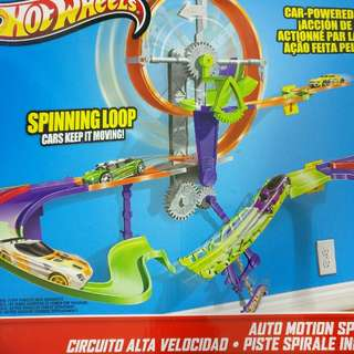 Hot Wheels Wall Tracks price reduced