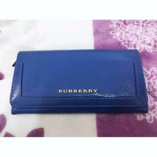 正品 Burberry London Porter 長夾