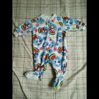 The Children's Place Frogsuit 0-3mos