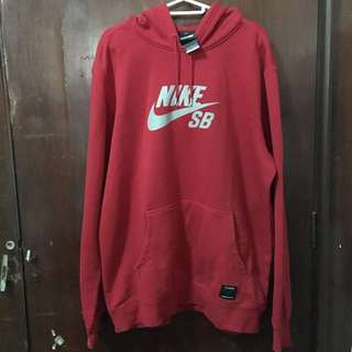 Authentic Nike SB Pullover Hoodie W/Pocket
