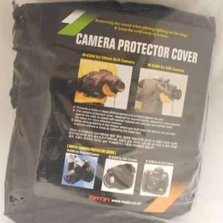 FREE SHIPPING - DSLR Rain/Cold Cover Multi