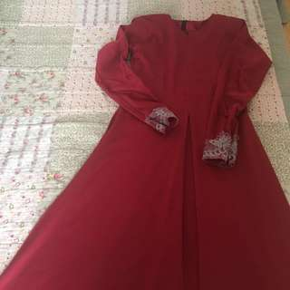 Jubah Size S