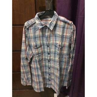 Triset Light Blue Shirt