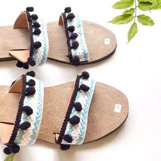 Boho Simply Sandal 4E