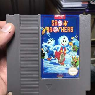 Nes Snow Bros (a)