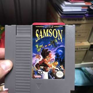 Nes Little Samson