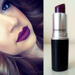 Rebel Mac Lipstick