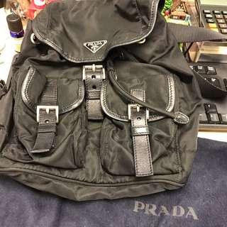 100% Real 90% New Vintage Prada 背包