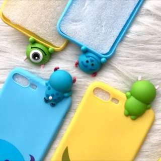 Disney Monster inc. iphone case (available for 5,5s, Se, 6s, 6+, 7, 7+)
