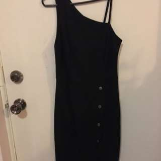 Black Juice Dress 8