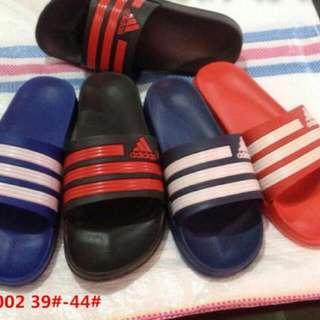Sandal Adidas Pria / Sandal Selop Cowok / Flitflop Murah / Adidas Kokop Import / Sandal Kantor / Sandal Kerja / Sandal Keren