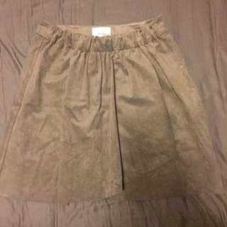 Aritzia Wilfred Free Skirt