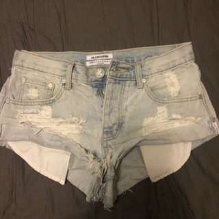 Aritzia One Teaspoon Shorts