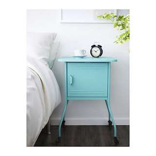 🐬Turquoise Bedside/Coffee Table