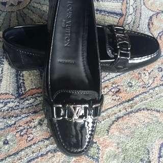 Louis Vuitton Oxford Loafer Women