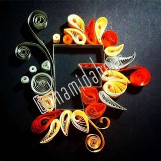 Paper Quilling Gift