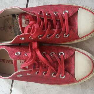 Converse Pink (Authentic)