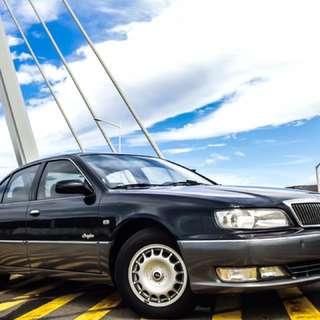99年 日產 Cefiro 一手漂亮車 僅跑六萬
