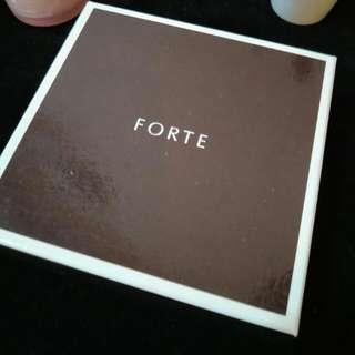 Forte T扣多鍊愛心項鏈
