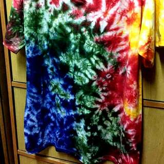 Tiedye Shirts For Sale