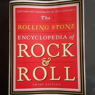 The Rolling Stone Encyclopedia of Rock & Roll: