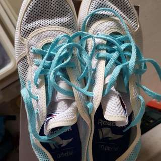 Reebok Nylon Ortholite Sneaker