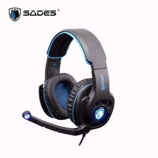 SADES SA-923 HAMMER 電競耳機 7.1 (USB)
