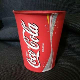 可口可樂垃圾桶 Coca-Cola