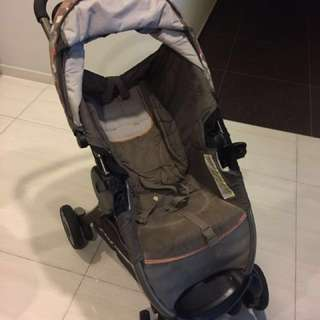 Graco FastAction Fold 4 Wheelers Stroller