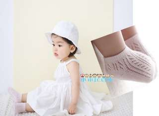 小市民倉庫-寶寶純棉網眼船襪-鏤空地板襪-幼兒立體防滑膠點襪子-幼兒點膠防滑底襪子-透氣童襪-幼兒襪-隱形襪-5色發售