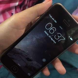 Iphone 5 Black (32gb) FULLSET