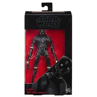 Star Wars Rogue One Black Series 6 Inch K-2S0