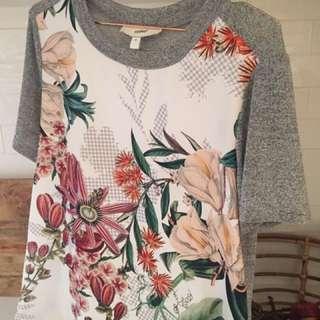 Cameo Summer T-Shirt Dress