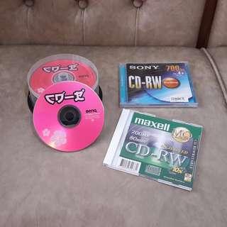 💞CD Kosong / CD-RW