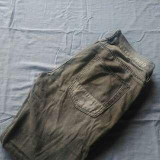 Gap Gray Jeans Size 31