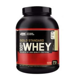 ON Optimum Nutrition Whey Gold Standard 100% 3 lbs REPACK/TRIAL SIZE