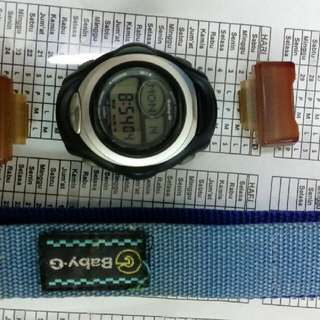 Jam Casio Baby-G G Cool Edisi FEAR Original