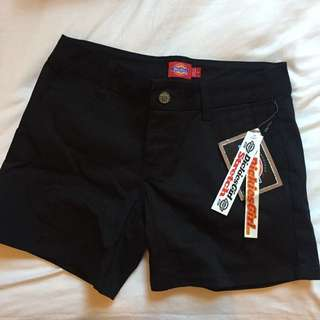 Dickies Black Shorts ✨NEVER WORN✨