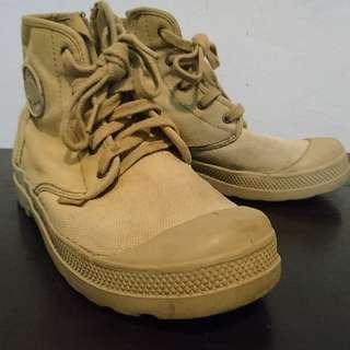 Palladium Boy's Boots Size3US