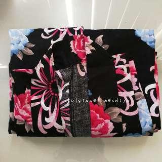 Japanese Yukata (Summer Kimono) Set
