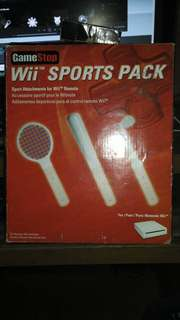 Wii Sports Pack