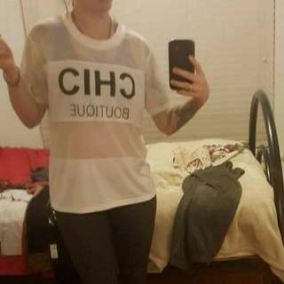 Valley Girl Chic T-Shirt
