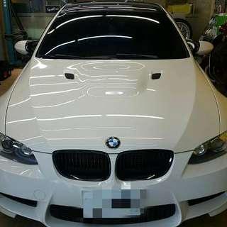 售2011 E92 特殊選配版M3 僅跑5萬於公里